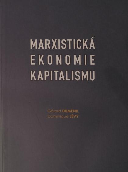 Marxistická ekonomie kapitalismu